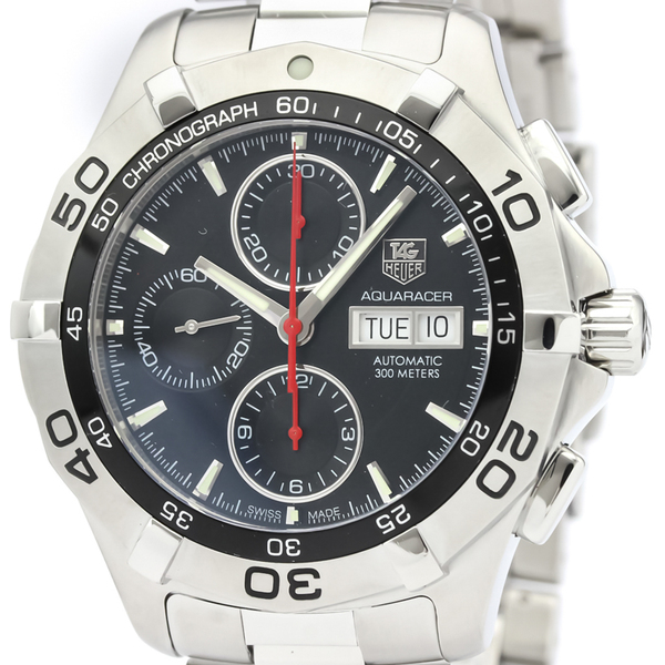 Tag Heuer Aquaracer Automatic Stainless Steel Men's Sports Watch CAF2013