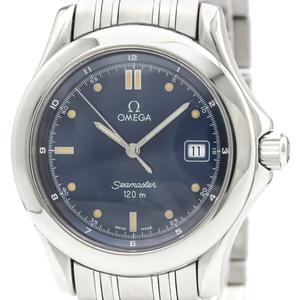 OMEGA Seamaster 120M Steel Quartz Mens Watch 2511.81