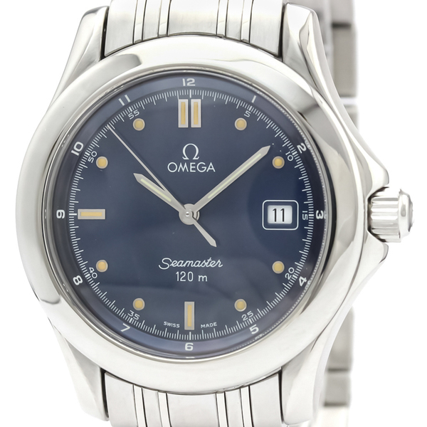 OMEGA Seamaster 120M Steel Quartz Mens Watch 2511.81