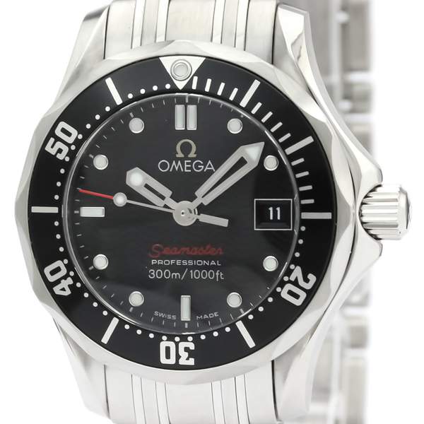 Omega Seamaster Quartz Stainless Steel Women's Sports Watch 212.30.28.61.01.001