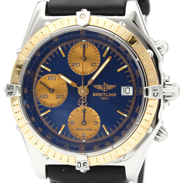 Breitling Chronomat Automatic Stainless Steel,Yellow Gold (18K) Men's Sports Watch C13048