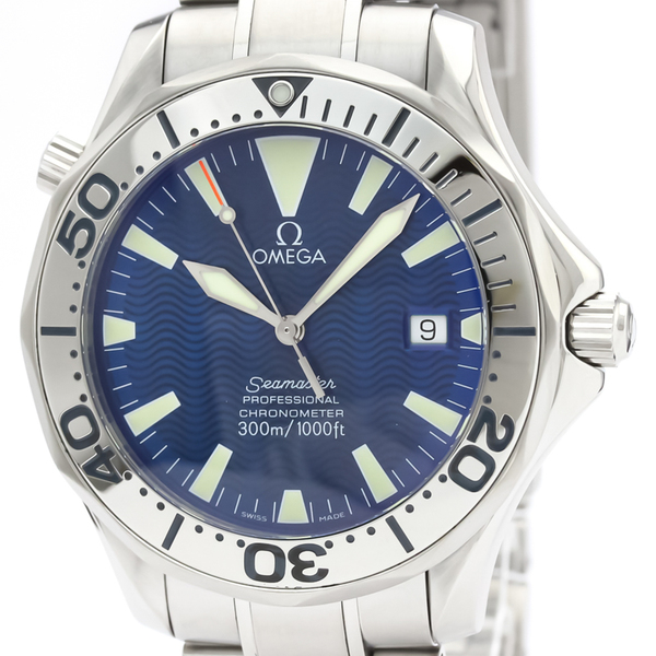 OMEGA Seamaster Professional 300M Automatic Mens Watch 2255.80