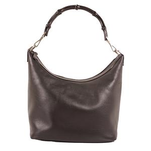 Auth Gucci Bamboo Shoulder Bag 000.0531