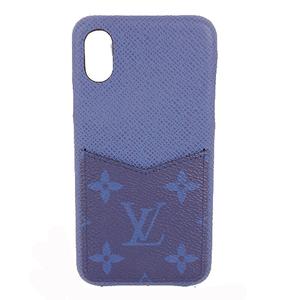 ルイヴィトン スマホケース タイガラマ iPhone バンパー X/XS M67680