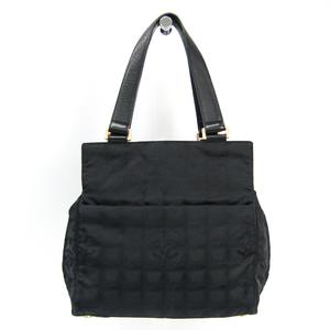 Chanel New Travel Line Women's New Travel Line Handbag Black