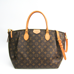 Louis Vuitton Monogram Turenne MM M48814 Women's Handbag Monogram