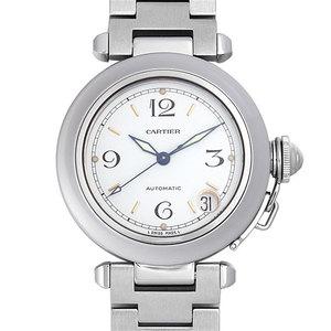 カルティエ(Cartier) パシャ・ドゥ・カルティエ 自動巻き ステンレススチール(SS) ユニセックス 高級時計 パシャC