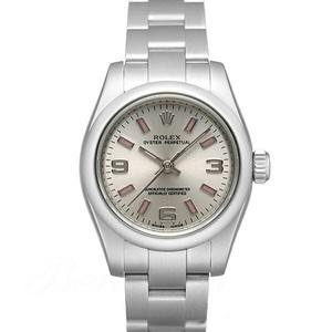ロレックス(Rolex) オイスターパーペチュアル 自動巻き ステンレススチール(SS) レディース 高級時計 176200