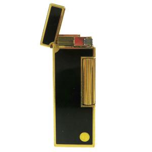 ダンヒル(Dunhill) たばこ用ライター ブラック ローラガス ホールマーク