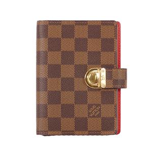 ルイヴィトン 手帳カバー ダミエ アジェンダコアラPM R21011