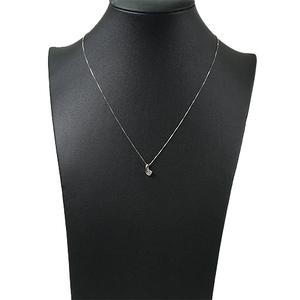 ネックレス Pt850 Pt900 ダイヤモンド0.205ct ピンクダイヤ0.01ct