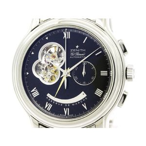 Zenith Chronomaster Automatic Stainless Steel Men's Sports Watch 03.1260.4021