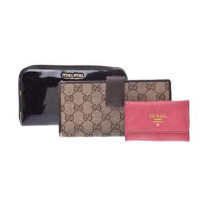 Gucci PVC Wallet