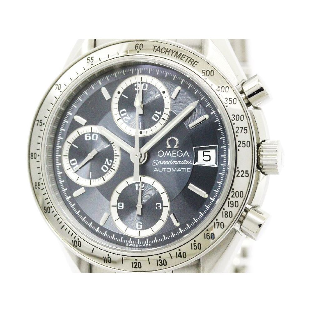 Omega Speedmaster Automatic Stainless Steel Men's Sports Watch 3513.46
