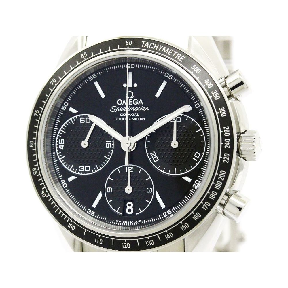 Omega Speedmaster Automatic Stainless Steel Men's Sports Watch 326.30.40.50.01.001