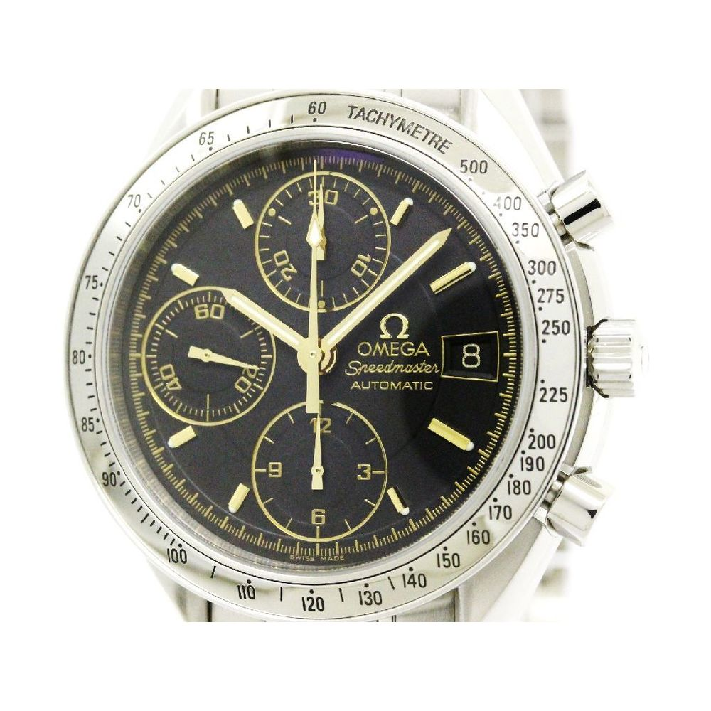 Omega Speedmaster Automatic Stainless Steel Men's Sports Watch 3211.50