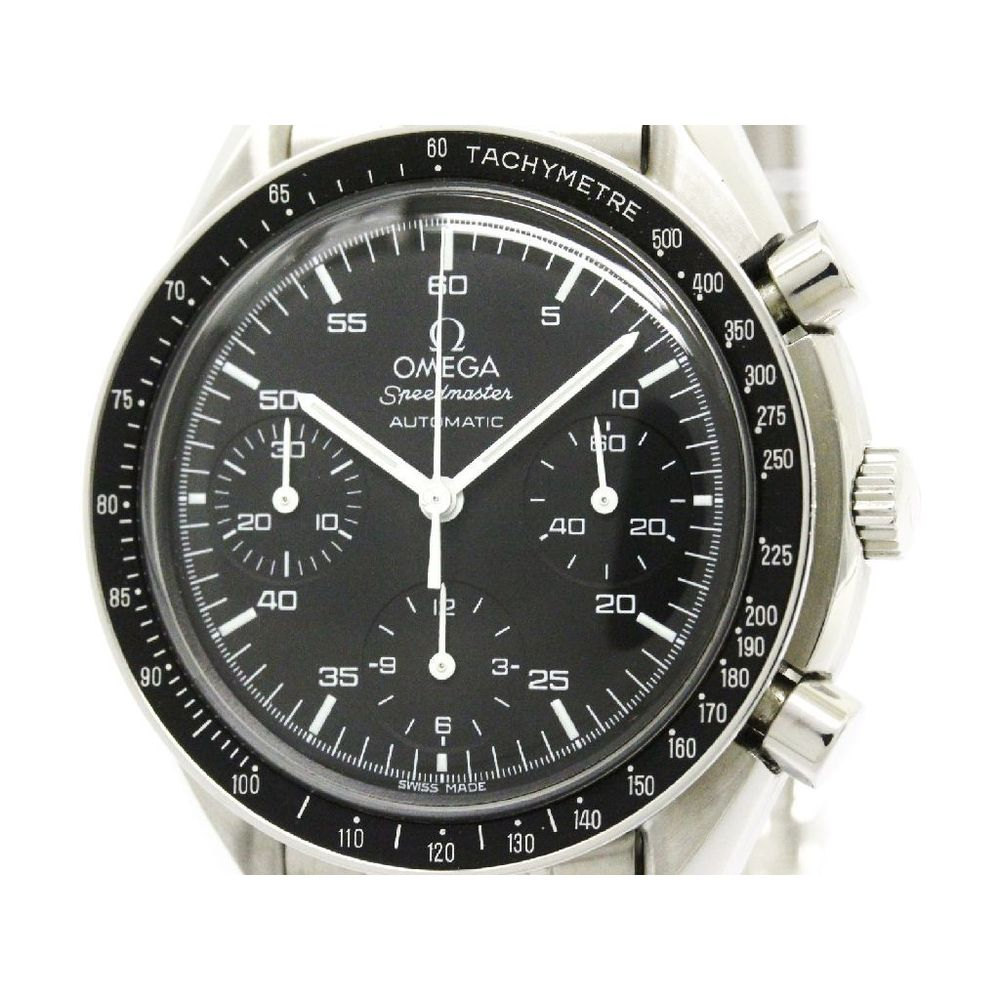 Omega Speedmaster Automatic Stainless Steel Men's Sports Watch 3510.50