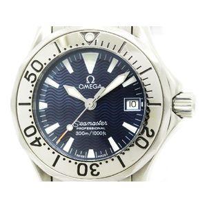 Omega Seamaster Quartz Stainless Steel Women's Sports Watch 2584.80