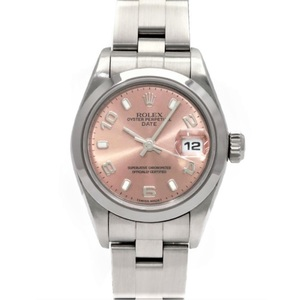 Rolex Oyster Perpetual Date Automatic Stainless Steel Women's Luxury Watch 79160