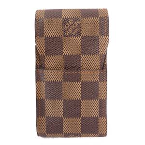Auth Louis Vuitton Cigarette Case Damier Etuisgarette N63024