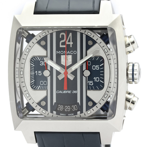 Tag Heuer Monaco Automatic Stainless Steel Men's Sports Watch CAL5111