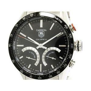 Tag Heuer Carrera Quartz Stainless Steel Sports Watch CV7A12