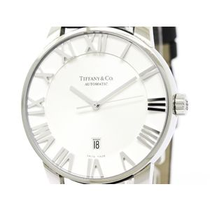 Tiffany Atlas Automatic Stainless Steel Men's Dress Watch Z1810.68.10A21A50A