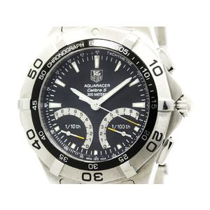 Tag Heuer Aquaracer Quartz Stainless Steel Men's Sports Watch CAF7010
