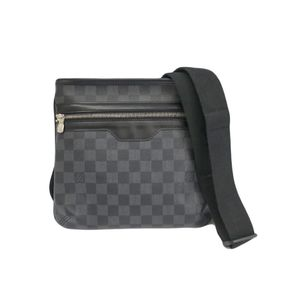 Louis Vuitton Damier Graphite Thomas N58028 Men's Shoulder Bag Damier Graphite
