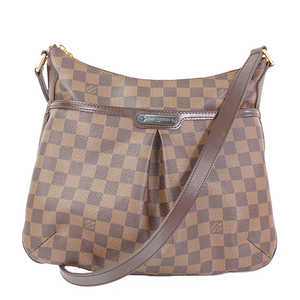 Auth Louis Vuitton Damier N42251 Bloomsbury PM Women's Shoulder Bag
