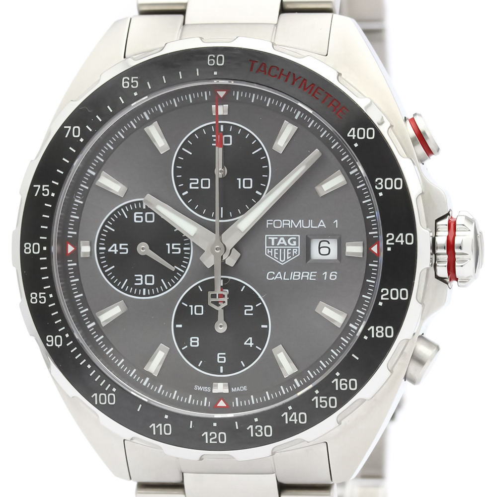 Tag Heuer Formula 1 Automatic Ceramic,Stainless Steel Men's Sports Watch CAZ2012