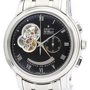 ZENITH Chronomaster XXT Open El Primero Watch 03.1260.4021