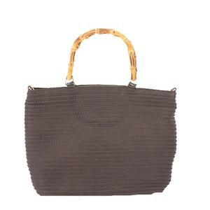 グッチ(Gucci) バンブー ハンドバッグ Handbag 000.1998.0540 レディース キャンバス ハンドバッグ ブラック
