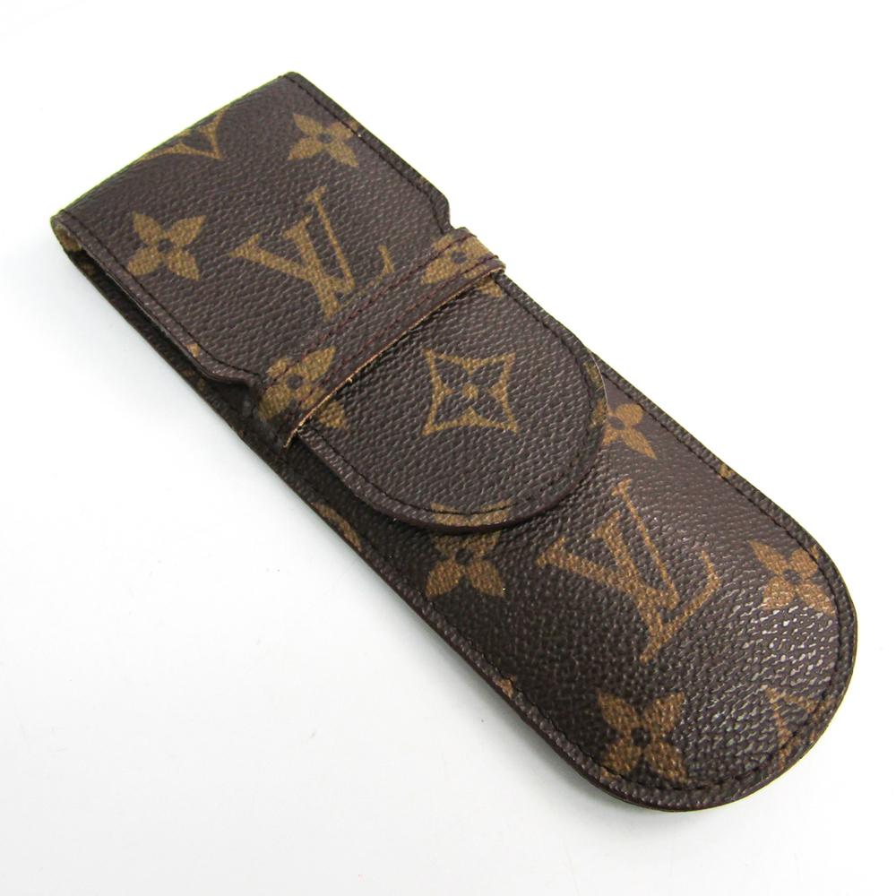 Louis Vuitton Monogram Monogram Pen Case (Monogram) Etui stylos M62990