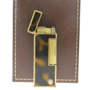 ダンヒル(Dunhill) たばこ用ライター ブラウン ローラガス