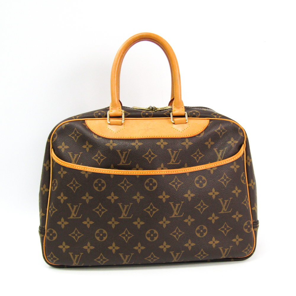 Louis Vuitton Monogram Deauville M47270 Women's Handbag Monogram