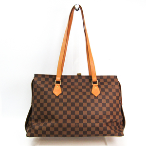 Louis Vuitton Damier Colombine N99037 Women's Shoulder Bag Ebene