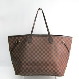 ルイ・ヴィトン(Louis Vuitton) ダミエ ネヴァーフルGM N51106 レディース トートバッグ エベヌ