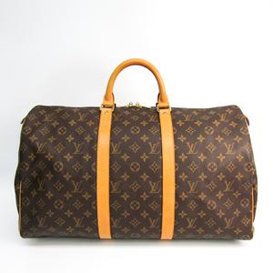 Louis Vuitton Monogram Keepall 50 M41426 Women's Boston Bag Monogram