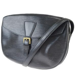 ルイ・ヴィトン(Louis Vuitton) エピ ジュヌフィーユ M52152 ショルダーバッグ ノワール
