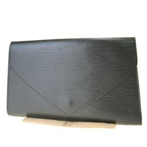 ルイ・ヴィトン(Louis Vuitton) エピ アールデコ M52632 クラッチバッグ ノワール