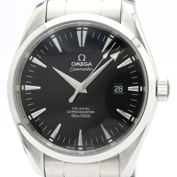 Omega Seamaster Automatic Stainless Steel Men's Sports Watch 2502.50