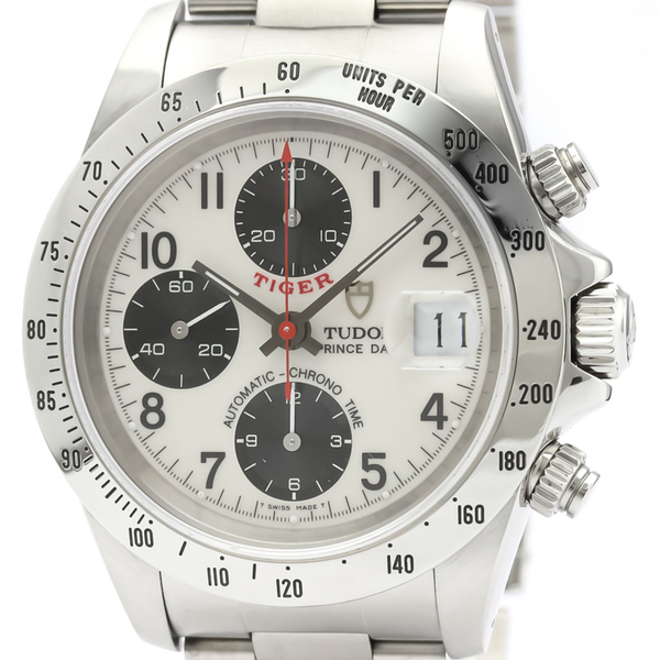 Tudor Chrono Time Automatic Stainless Steel Men's Sports Watch 79280