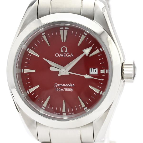 OMEGA Seamaster Aqua Terra LTD Edition Ladies Watch 2577.60