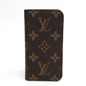 ルイ・ヴィトン(Louis Vuitton) モノグラム モノグラム 手帳型/カード入れ付きケース iPhone 5c 対応 モノグラム IPHONE5 SE・フォリオ M61900