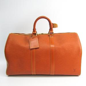 ルイ・ヴィトン(Louis Vuitton) エピ キーポル45 M42978 ボストンバッグ ジパングゴールド