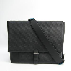 ルイ・ヴィトン(Louis Vuitton) ダミエアンフィニ ロフト N41479 メンズ ショルダーバッグ オニキス