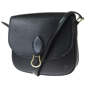 ルイ・ヴィトン(Louis Vuitton) エピ サンクルー M52912 ショルダーバッグ ノワール
