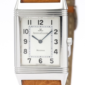 JAEGER LE COULTRE Reverso Classic Hand Winding Watch 250.8.86