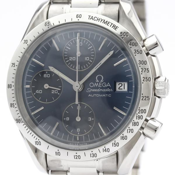 OMEGA Speedmaster Date Steel Automatic Mens Watch 3511.80